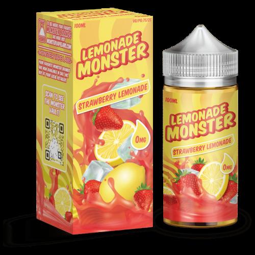 Lemonade Monster E-Liquid