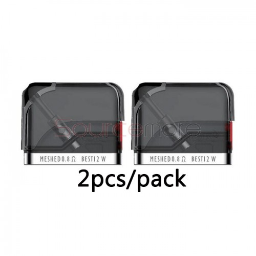 Thiner Replacement Pods by Smok (2 Pcs Per Pack)