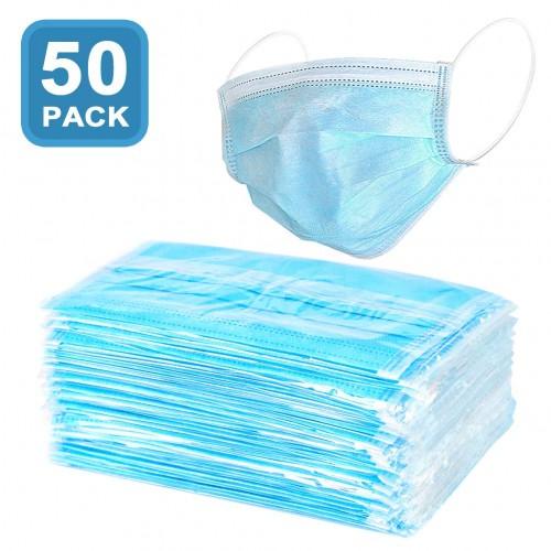 Disposable Masks - FDA - (Box of 50)