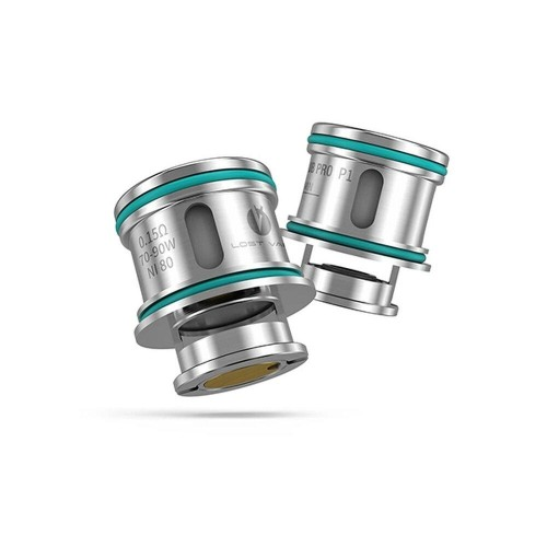 UB Pro Replacement Coils by Lost Vape (3 Pcs Per Pack)