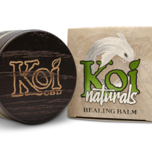 Healing Balm CBD by KOI CBD