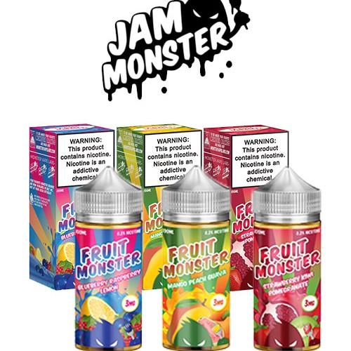 Fruit Monster E-Liquid