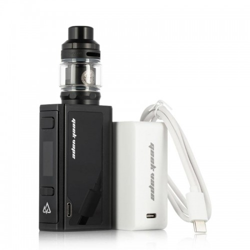 Obelisk 120 FC Z kit with US Fast Charger by Geekvape