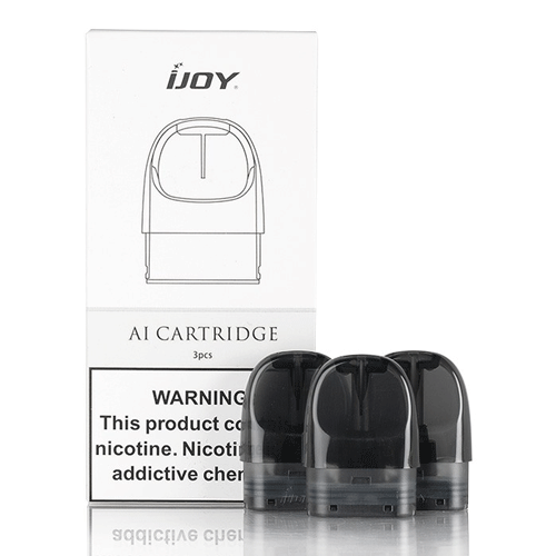 AI Replacement Pods by iJoy (3-Pcs Per Pack)