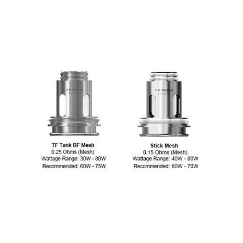 TF Tank  Replacement Coil by Smok (3-Pcs Per Pack)