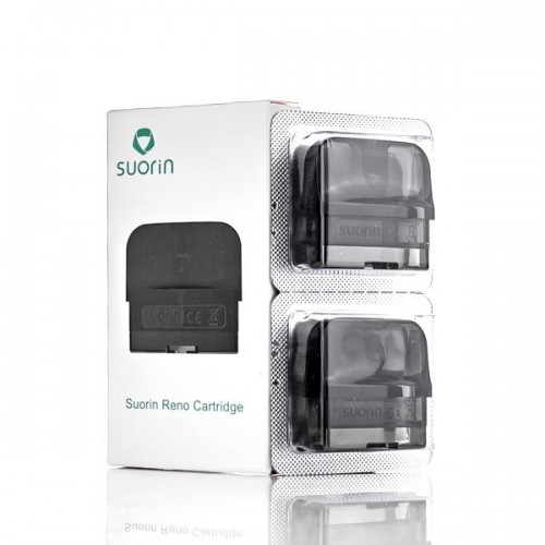 Reno Replacement Pod by Suorin (2-Pcs Per Pack)