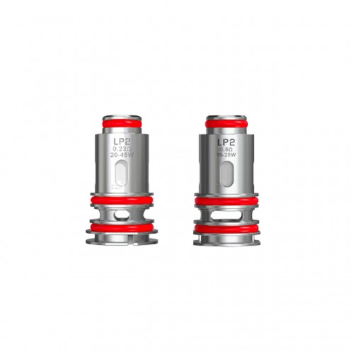 LP2 Replacement Coils by Smok (5-Pcs Per Pack)