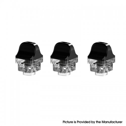 RPM 4 LP2 Replacement Empty Pod by Smok (3-Pcs Per Pack)