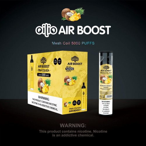 Air boost Disposable (Box of  10)