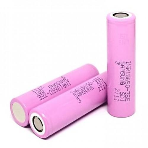 35E 18650 3500mah Battery by Samsung