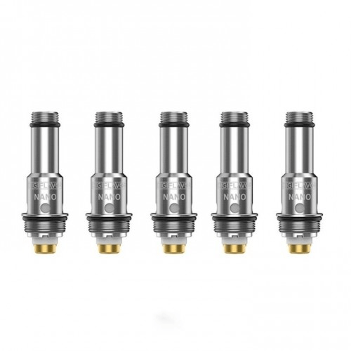 Upen Nano Vertical Replacement Coil by Digiflavor (5-Pcs Per Pack)