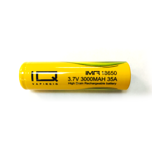 IMR 18650 3.7V 3000MAH 35A Vaping IQ