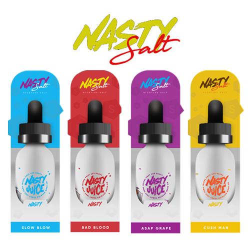 Nasty Salt E-Liquids