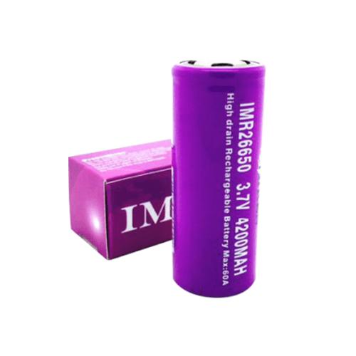26650 4200mAh Battery by Imren