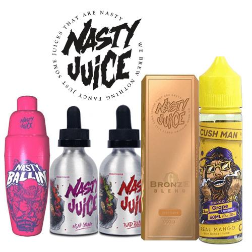 Nasty Juice E LIQUIDS