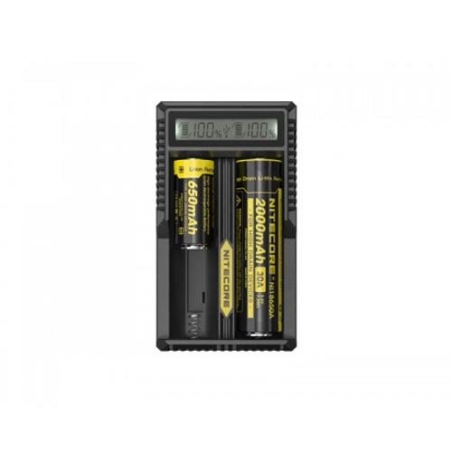 UM20 Li-ion Battery Charger by Nitecore