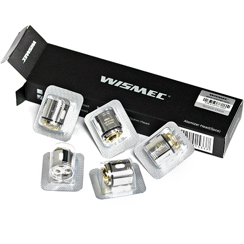 WM Gnome Tank Replacement Coils by Wismec