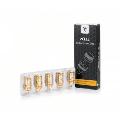 CCELL Replacement Coils by Vaporesso (5-Pcs Per Pack)