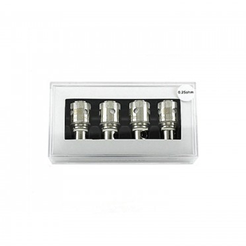Crown Tank Sub Ohm Replacement Coils by UWell (4-Pcs Per Pack)