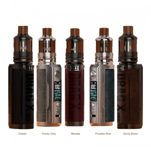 Drag X Plus Kit Professional Edition by Voopoo