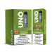 Uno Metallic Disposable (Box of 10)