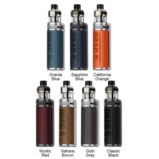 Drag S Pro Kit by Voopoo