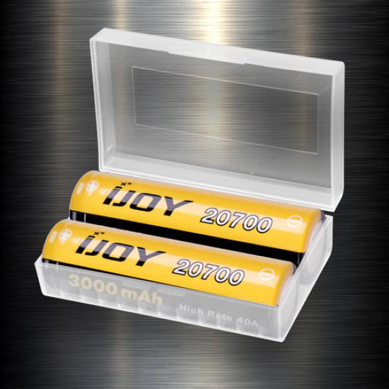 2 Slot Battery Case 18650
