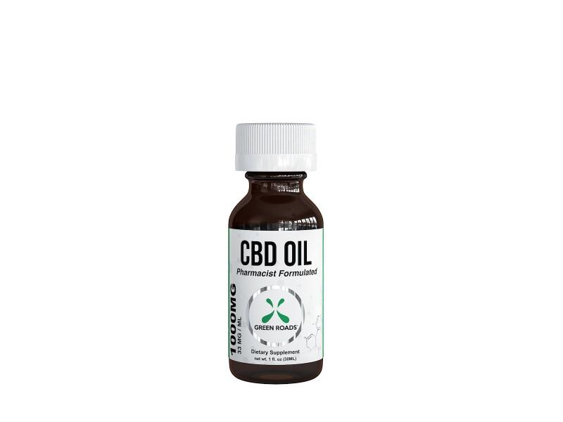 CBD Oil by Green Roads