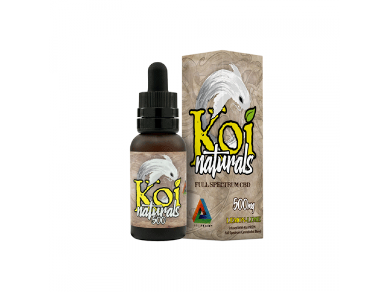 Koi Naturals Lemon Lime by Koi CBD