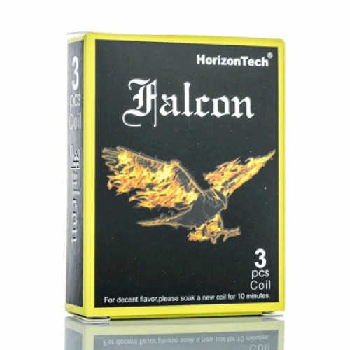 Falcon King Replacement Coils by Horizon (3-Pcs Per Pack)
