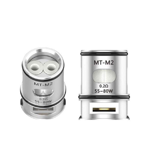 Maat Replacement Coils by Voopoo (3-Pcs Per Pack)