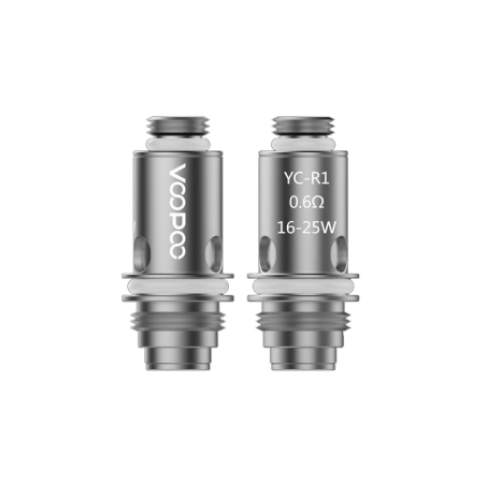 Finic Replacement Coils by Voopoo (5-Pcs Per Pack)