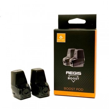 Aegis Boost Replacement Pod by GeekVape (2-Pcs Per Pack)