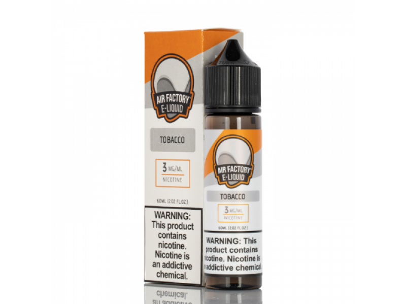 Air Factory Original E LIQUIDS 60 ml