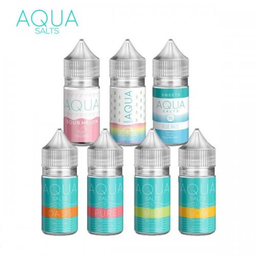 Aqua Salt E-Liquids