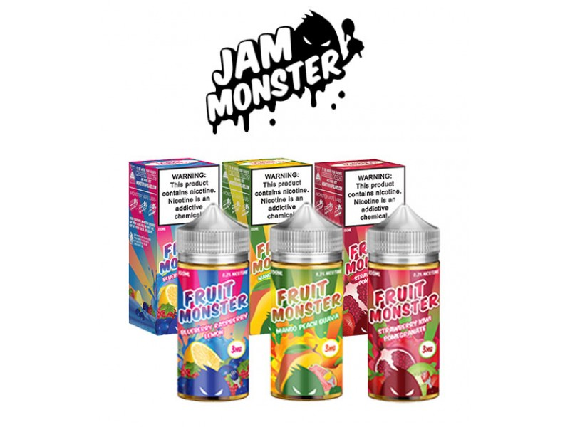 Fruit Monster E-Liquid