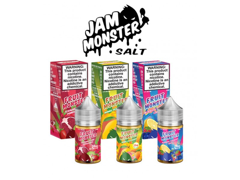 Fruit Monster Salt E-Liquid