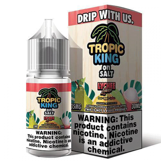 Tropic King Salt E-Liquid by Candy King