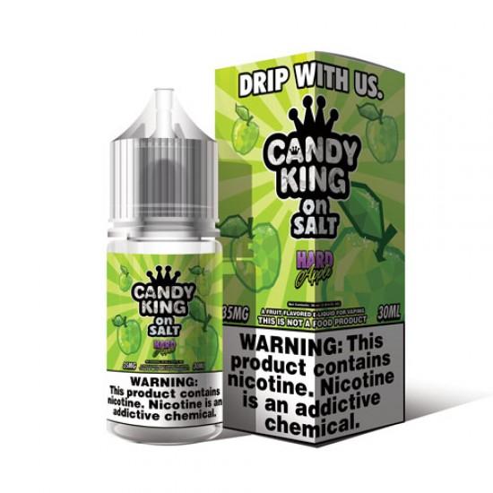 Candy King on Salt E-Liquids