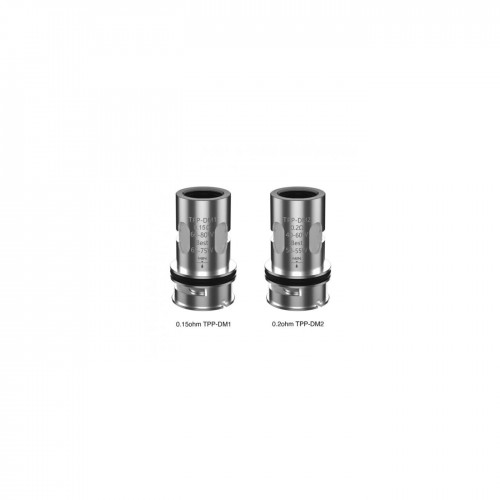 TPP Replacement Coils by Voopoo (3-Pcs Per Pack)