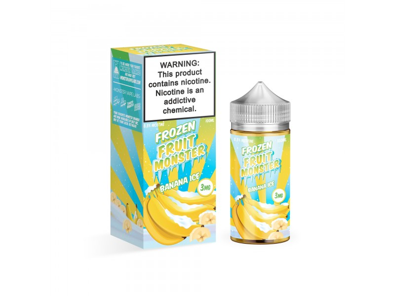 Frozen Fruit Monster E-Liquid