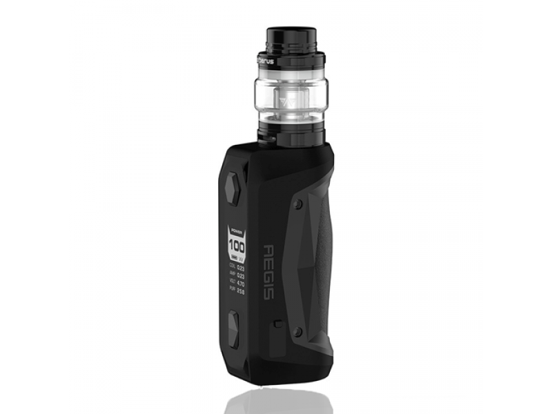 Aegis Solo 100W TC Kit with Cerberus Tank by Geekvape