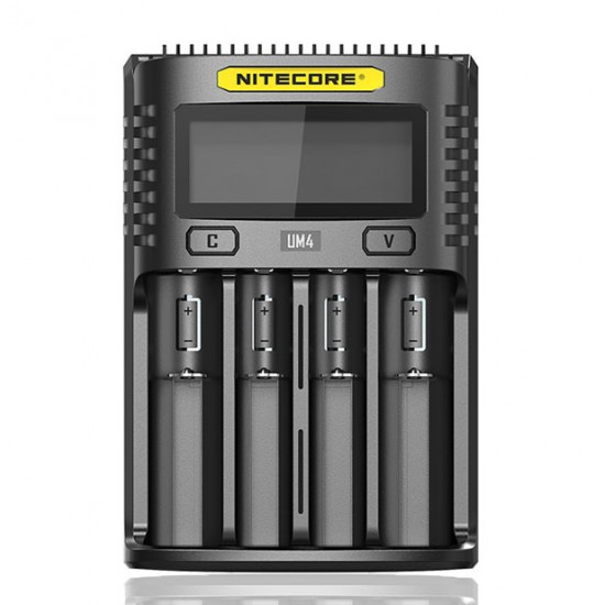 UM4 Battery Charger by Nitecore