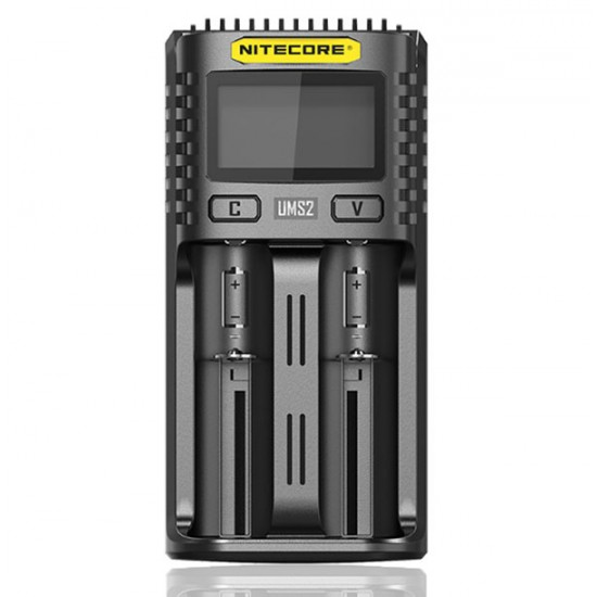 UMS2 Battery Charger by Nitecore