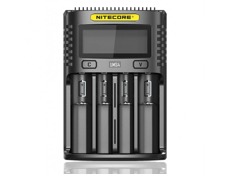 UMS4 Battery Charger by Nitecore