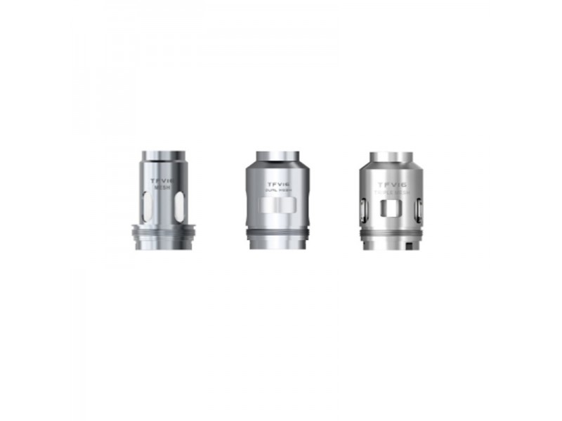 TFV16 Replacement Coils by Smok  (3-Pcs Per Pack)