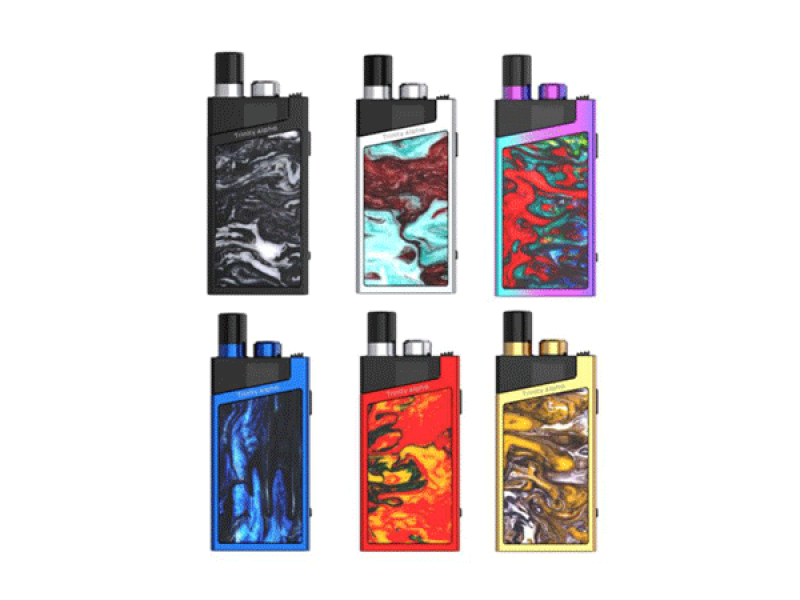 Trinity Alpha Kit by Smok