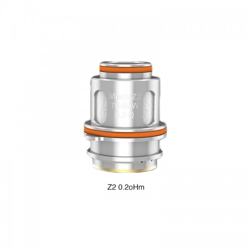Z Series Replacement Coil by Geekvape (5-Pcs Per Pack)