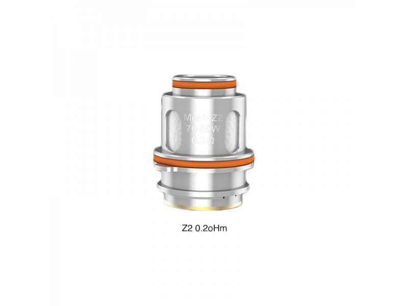 Zeus Replacement Coils by GeekVape (5-Pcs Per Pack)