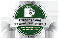 Exchange and Returns Guaranteed